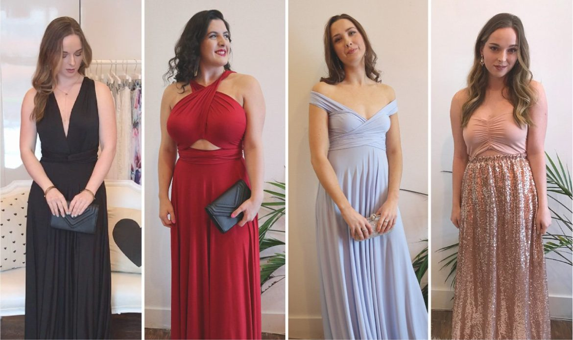 Best Five Tips For Selecting the Right Color Bridesmaid dresses