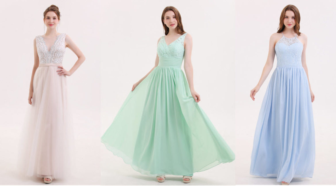 5 Prom Dress Styles – Choosing the Perfect Dress For the Perfect Night